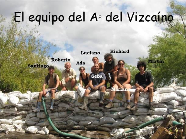 Equipo Vizcaíno